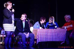 Bamse Cabaret (2014)